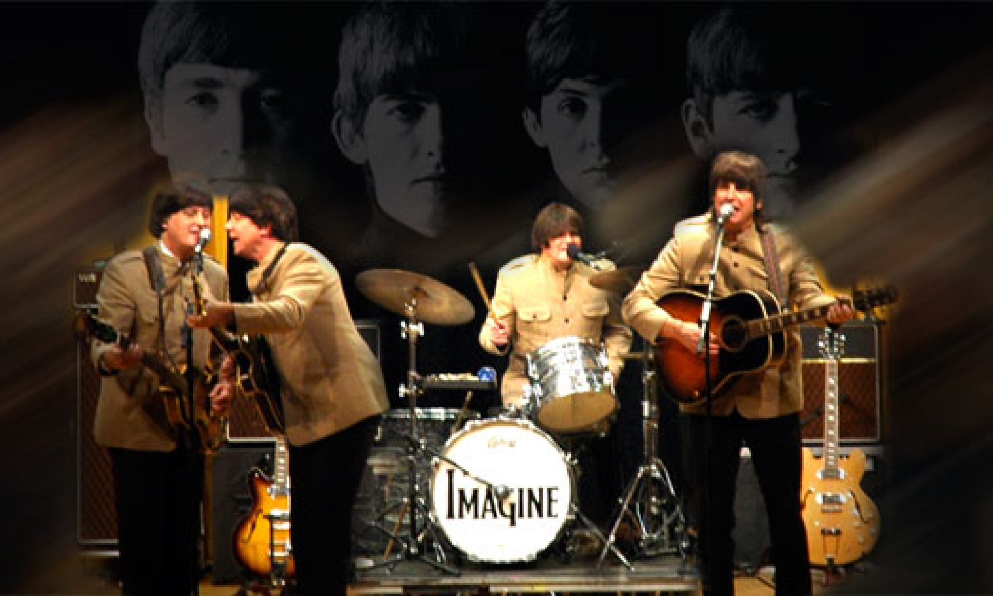 Imagine: Remembering the Fab Four!
